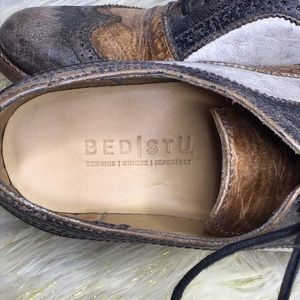Bed Stu Shoes - Bedstu wingtip Lita Oxford